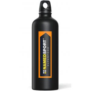 NAMEDSPORT Black Bottle - Borraccia