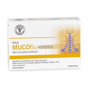 LFP MUCOflu Aerosol 10 fiale da 3ml