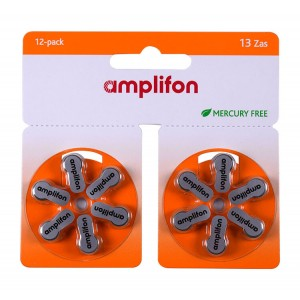 AMPLIFON PILA 13 MF 12PZ