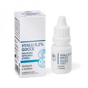 LFP Hyalu 0,2% Gocce Oculari 10ml