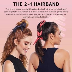 INVISIBOBBLE WRAPSTAR MACHU elastico capelli con fiocco rosso