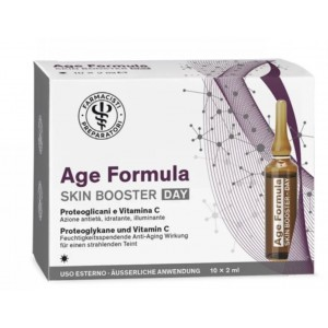 LFP Age Formula Skin Booster Day, 10 Ampolle x 2ml