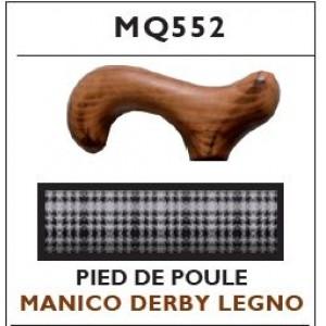 BASTONE DERBY PIED DE Poule  MQ522