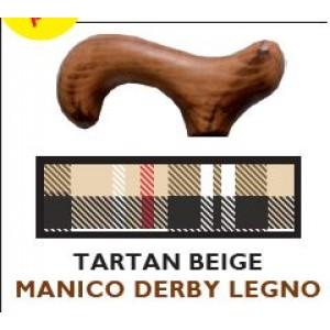 BASTONE DERBY TARTAN Beige