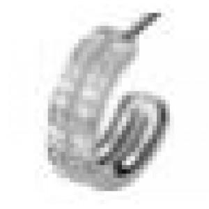 BJT993 ORECCHINI CRYSTAL EAR C