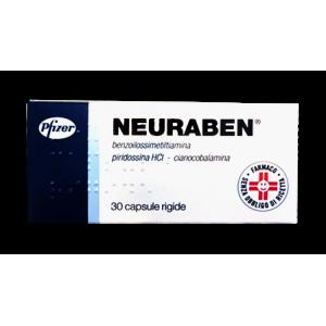 NEURABEN*30CPS 100MG