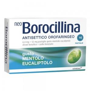 NEOBOROCILLINA ANT OR*16PAS ME