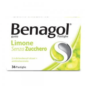 BENAGOL*36PAST LIMONE S/Z
