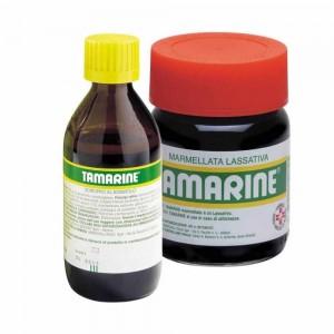TAMARINE*marmellata lassativa 260G 8%+0,39%