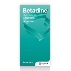 BETADINE*COLLUT FL 200ML 1%
