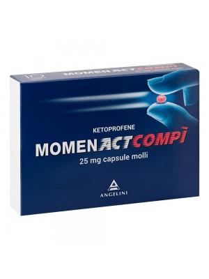 MOMENACTCOMPI*10CPS 25MG