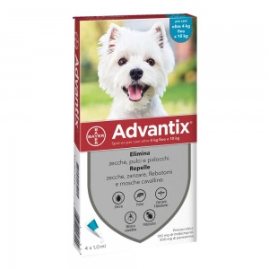 ADVANTIX SPOT ON*1PIP 4-10KG