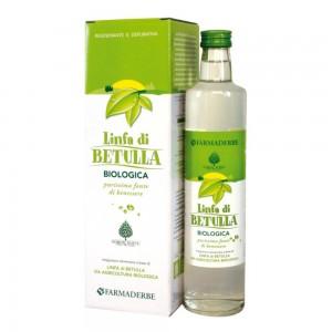 LINFA BETULLA BIOLOGICA 500ML