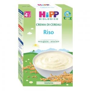 HIPP BIO CREMA RISO 200G