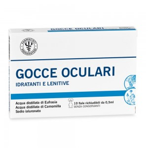 LFP GOCCE OCULARI 10 MONODOSE