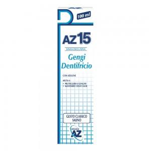 AZ 15 gengidentifricio salino con azulene  100ML