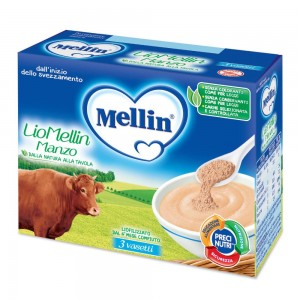 MELLIN LIOF MANZO 3X10G