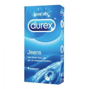 DUREX JEANS EASYON 4PZ