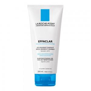 EFFACLAR GEL MOUSSE purificante per pelle grassa e sensibile 200ML