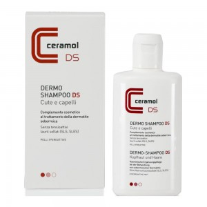 CERAMOL DS DERMOSHAMPOO 200ML