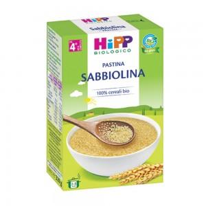 HIPP BIO PASTINA SABBIOLIN320G