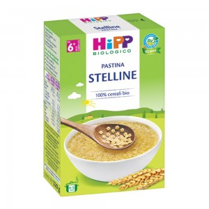 HIPP BIO PASTINA STELLINE 320G