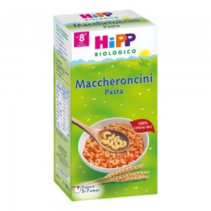 HIPP BIO PASTINA MACCHERON320G
