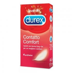 DUREX CONTATTO COMFORT 4PZ