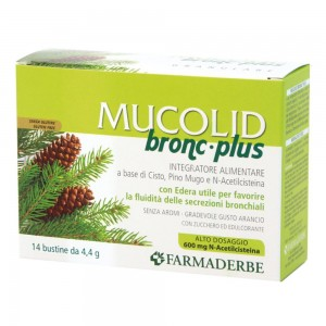MUCOLID BRONC 600 PLUS 14BUST