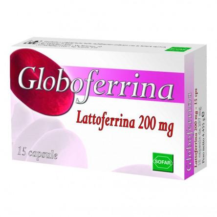 GLOBOFERRINA 15CPS
