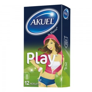 AKUEL BY MANIX PLAY 12PZ