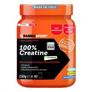 100% CREATINA 250G NAMED