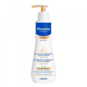 MUSTELA  Detergente Nutriente alla Cold Cream 300ML