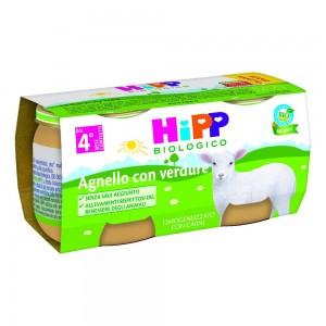 HIPP BIO OMOG AGNELLO 2X80G