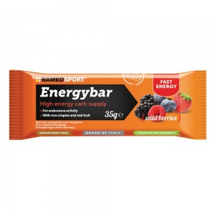 ENERGYBAR FRUIT BAR WILD 35G