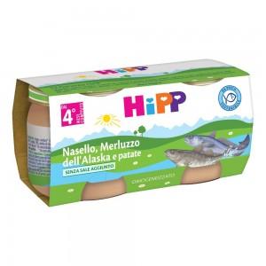 HIPP OMOG NASEL/MERL/PAT 2X80G
