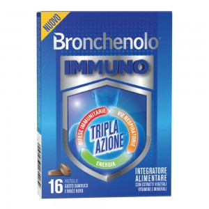 BRONCHENOLO IMMUNO PAST